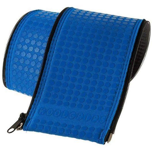 Pool Hand Rail Cover, 8' Blue