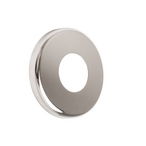 "EP-100F Round Stainless Steel Escutcheon (1.90"")"