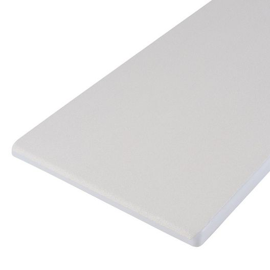 Frontier II 6' Replacement Board, Radiant White
