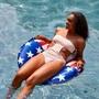 Americana Pool Float