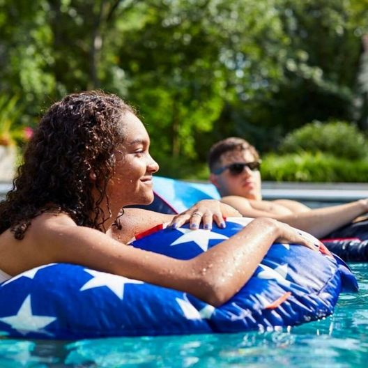 Big Joe  Americana Pool Float