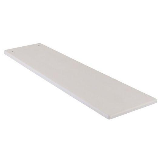 Fibre-Dive 6' Replacement Board, Radiant White