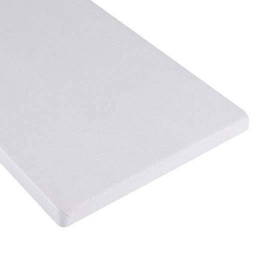 Glas-Hide 10' Replacement Board, Radiant White