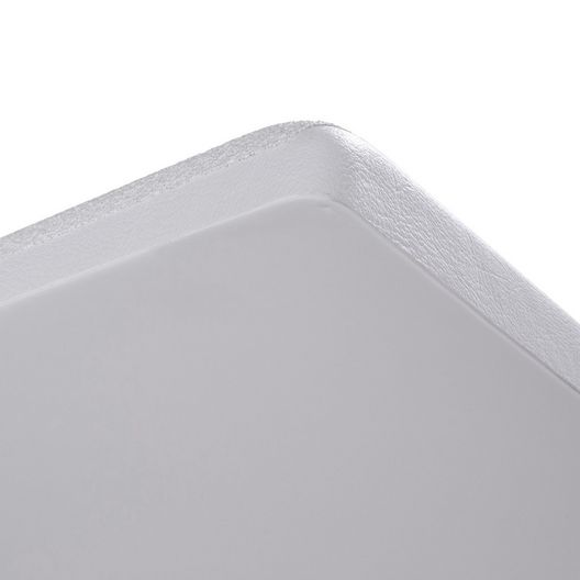 Glas-Hide 12' Replacement Board, Radiant White