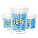 Di-Chlor Stabilized Chlorine Granular - 50 lb Bucket