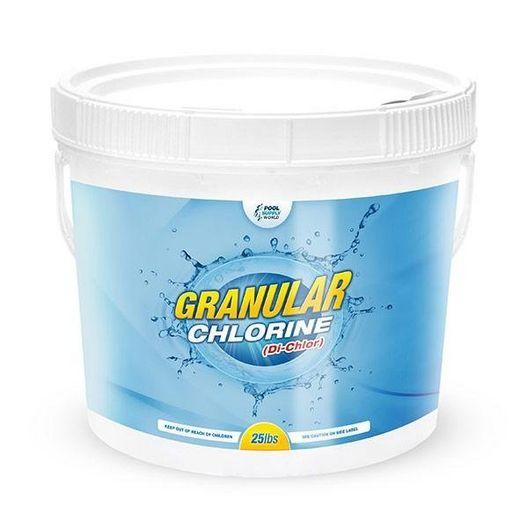 Di-Chlor Granular Stabilized Chlorine Buckets