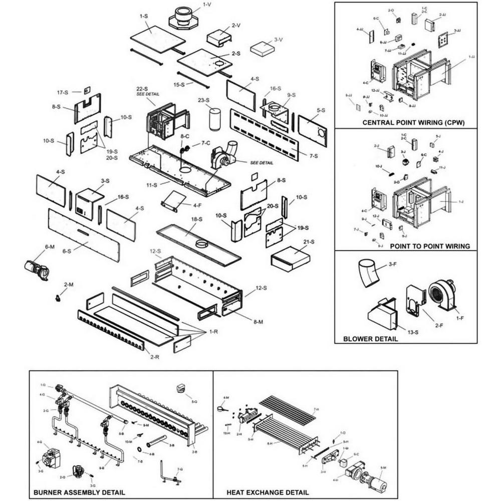 Raypak Heater 302-902 Hi Delta Heater image