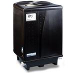 108,000 BTU, 230V, Titanium, Digital, Pool and Spa Heat Pump (Black)