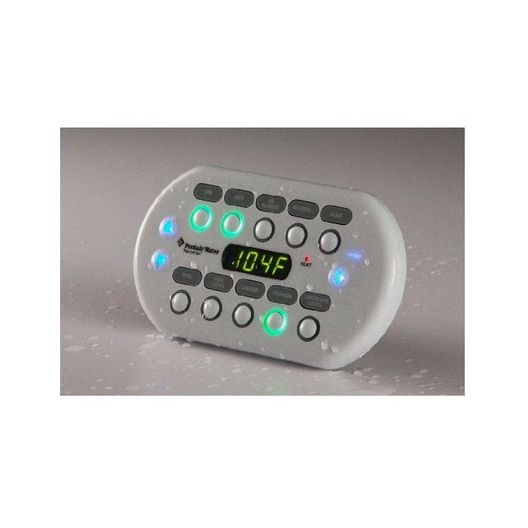 521178 SpaCommand Spa-Side Remote Control with 150' Cable, White
