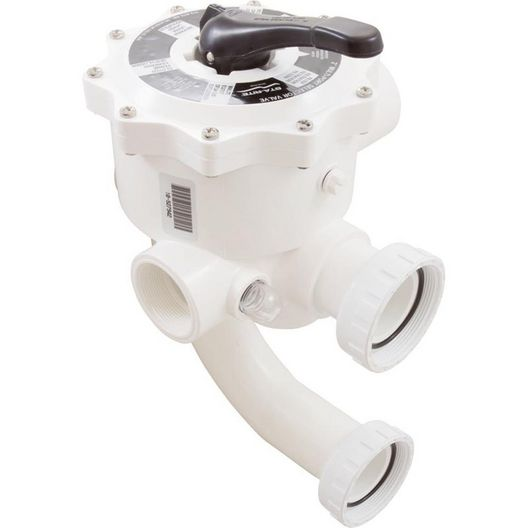 Pentair  SMD Six Position Valve with Union Connections  2in Port