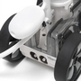 LL505PM Platinum Pressure Side Pool Cleaner with Grey Top & White Bottom