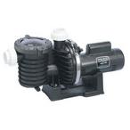 P6RA6E-205L Max-E-Pro Single Speed Up-Rated 1HP Pool Pump, 230V