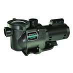 PHK2RA6E-102L SuperMax Single Speed 1HP Pool Pump, 115V/230V