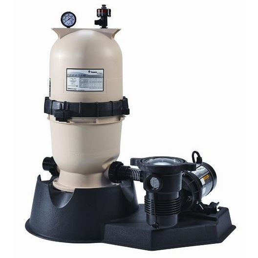 Pentair Clean & Clear Above Ground Pool Cartridge Filter Systems