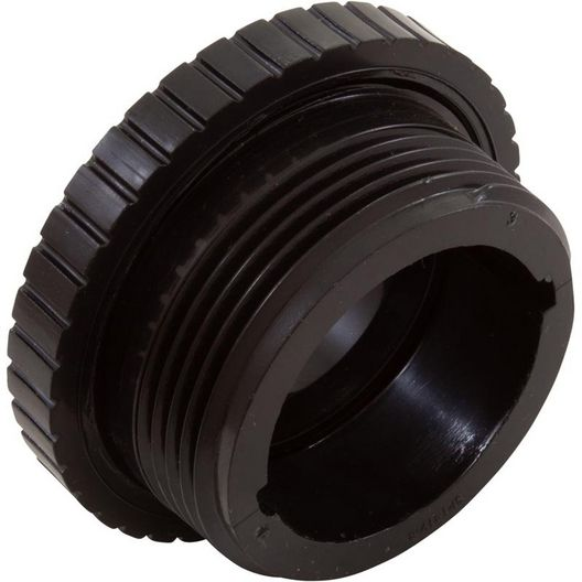 Inlet Eyeball Fitting with 1in. Opening, Black
