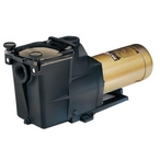 Super Pump Full Rated High Performance Dual Speed 1-1/2HP Pool Pump, 230V