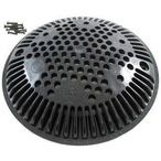 Outlet Suction Cover ANSI Ok, Black