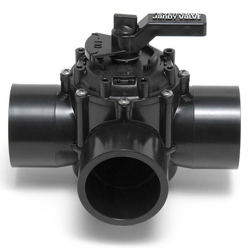 Jandy - NeverLube Three Port Valve 2-1/2in.-3in. Positive Seal