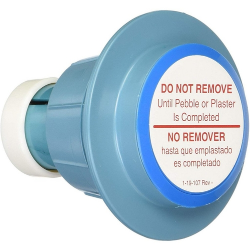 Jandy - Caretaker High Flow Cleaning Head with UltraFlex Collar and Cap, Tile Blue