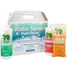 Clearview - Winter Pool Closing Kit for 7,500 Gallon Pool