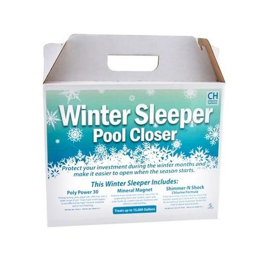 Clearview  Winter Pool Closing Kit for 15,000 Gallon Pool