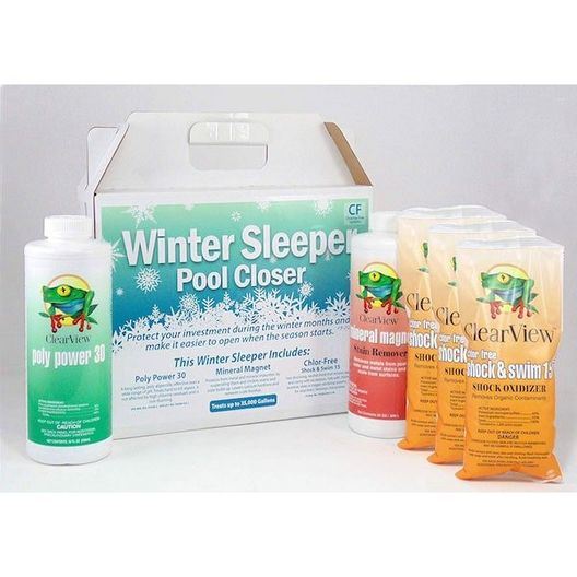 Winter Pool Closing Kit for 35,000 Gallon Pool