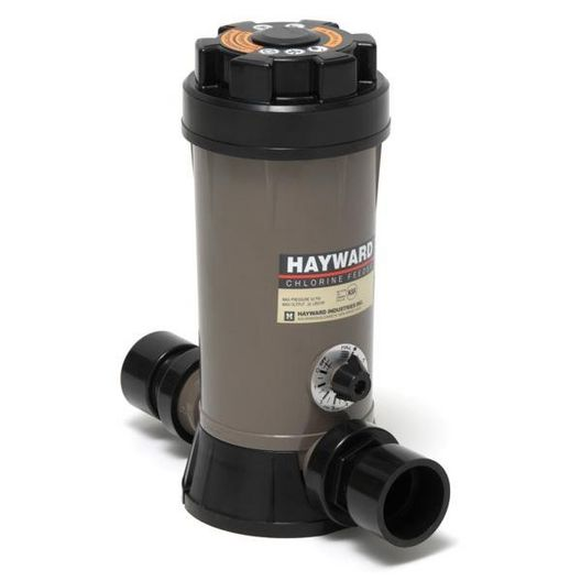 Hayward  Complete In-Line Chlorinator 2in SKT CL2002S