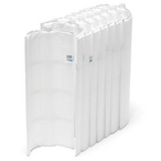 FS2004 48 Sq. Ft. Complete DE Filter Grid Set (7 full, 1 partial)