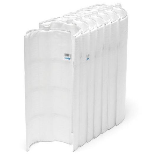 Unicel - FS2004 48 Sq. Ft. Complete DE Filter Grid Set (7 full, 1 partial) - 301145