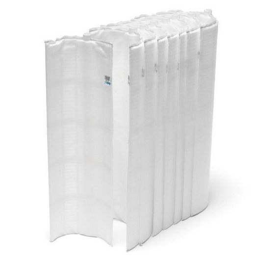 FS2005 60 Sq. Ft. Complete DE Filter Grid Set (7 full, 1 partial)
