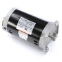 Centurion 56Y Square Flange 1 HP Three Phase Pool and Spa Pump Motor, 5.0-4.6/2.3A 208-230/460V