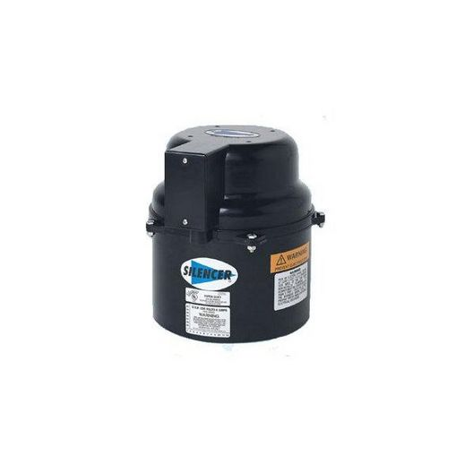 Air Supply - 6310220F 1HP Silencer Blower, 240V - 301254