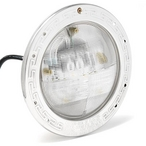 IntelliBrite 5G White LED 120V, 55W, 150' with Stainless Steel Face Ring Pool Light