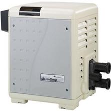 Pentair - MasterTemp 460805, Low NOx, 400,000 BTU, Natural Gas Pool and Spa Heater