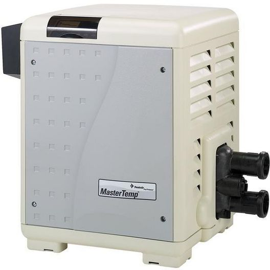 Pro Grade - MasterTemp 460805, Low NOx, 400,000 BTU, Natural Gas Pool and Spa Heater - Premium Warranty