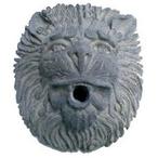 Wallsprings Lion Baroque Medium Bronze
