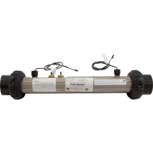 Water Group 58031 M7 Flow Thru Heater Assembly, 4kW, 240V, with Sensors