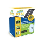 EcoSaver 30in. x 20' Solar Panel Above Ground Solar Pool Heater