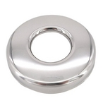 Inter-Fab - ESS1.90 Stainless Steel Escutcheon Plate for 1.90in. OD Rail - 301403