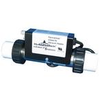 Bath Heater 1.5kW 115V In-Line Vacuum 7in. Flo-Thru with Union