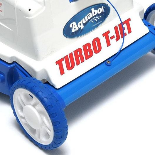 Aquabot  ABTTJET Turbo T-Jet Robotic Pool Cleaner for In Ground Pools