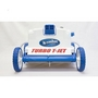 ABTTJET Turbo T-Jet Robotic Pool Cleaner for In Ground Pools