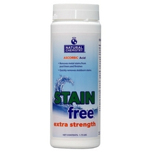 Natural Chemistry - 07395 StainFree Extra Strength, 1.75 lb Container