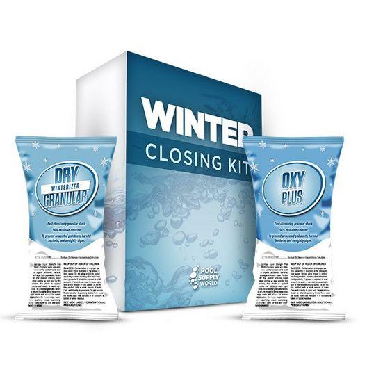 Polarshield - Pool Winterizing Kit (treats pools up to 12,000 Gallons) - 301550