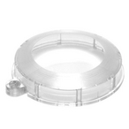 LED Underwater Pool Light Snap On Outer Lens Accessory Clear S.R. Smith