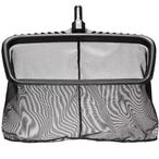 Ocean Blue - 125020 Heavy Duty Deep Bag Leaf Rake with Long Wear Mesh Screen - 301623