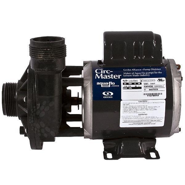 Aqua-Flo 02093001-2010 0.06 HP 230V 48Y CMHP Pump Circulation Circ-Master