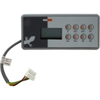 Gecko - Keypad Kit with Overlay for M-Class and TSPA Spa Control Systems - 301767