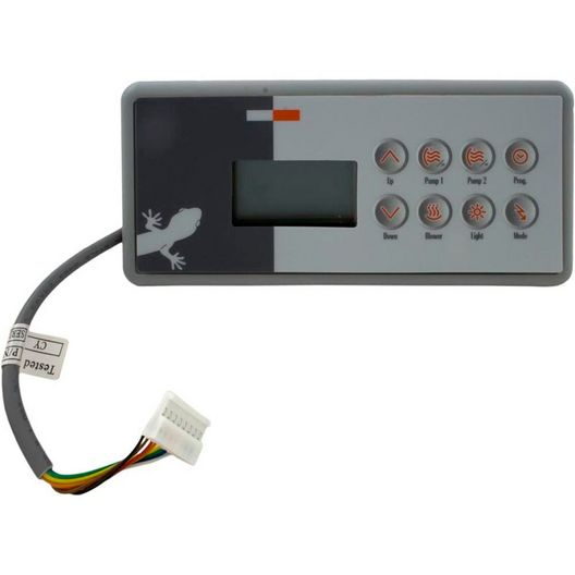 Keypad Kit with Overlay for M-Class and TSPA Spa Control Systems