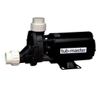 Tub-Master 1 HP 115V Single Speed High Performance Pump for Jetted Tubs